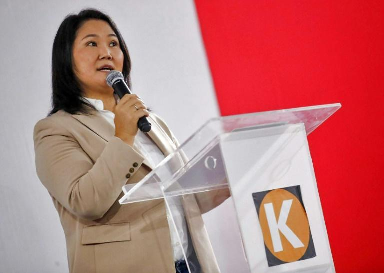 Keiko Fujimori faces charges of taking money from scandal-tainted Brazilian construction giant Odebrecht to fund failed presidential bids in 2011 and 2016