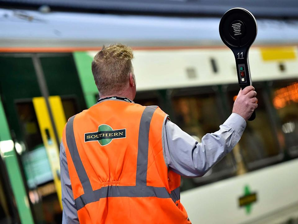 Trains punctuality soars during lockdown