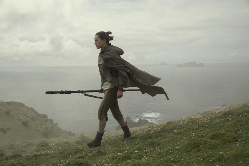How an Apple MacBook Air Kept the 'Star Wars: The Last Jedi' Script Secret