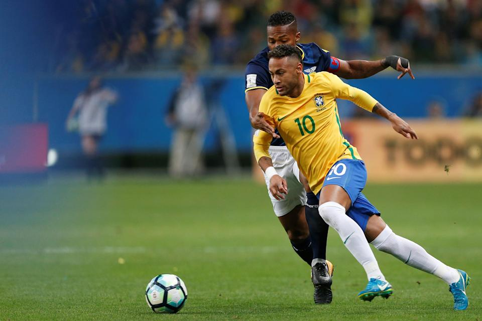 South African KFC Commercial Mocks Neymar's World Cup Rolling. Check It Out