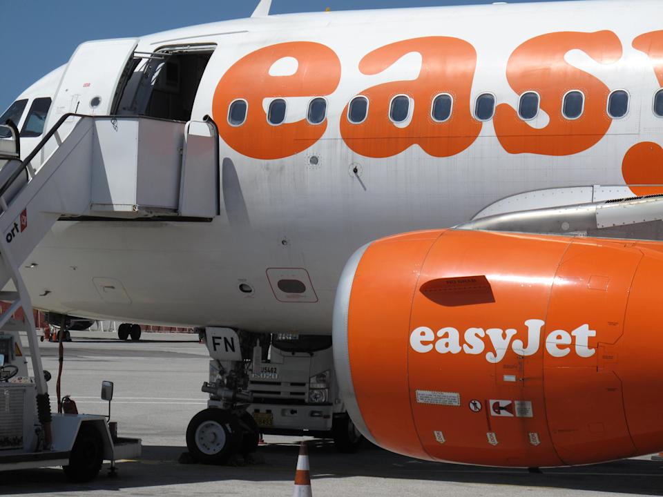 Baggage limit: easyJet allows only a single piece of hand luggage (Simon Calder)