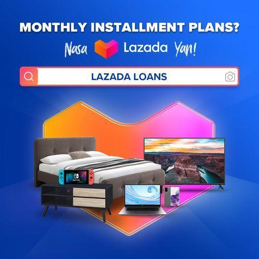 Buy Now, Pay Later in the Philippines - Lazada Loans