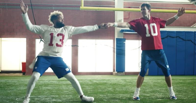 Behind the scenes of that hilarious NFL Dirty Dancing commercial — here's how it came together
