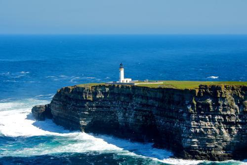 Lighthouse at Westray