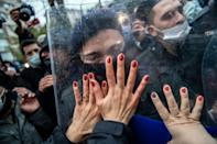 300 women were murdered in Turkey last year and the rate is speeding up, with 77 killed already this year