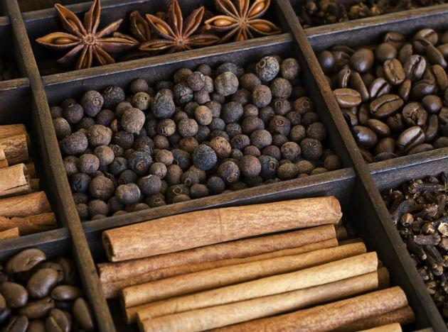 <b>Cinnamon and cloves</b>: Both these spices aid the production of insulin and help control blood sugar levels in the body. Highly beneficial to people with type 2 diabtetes, it is recommended to sprinkle cinnamon powder into your cup of tea of coffee, and include cloves when you make rice or dal.