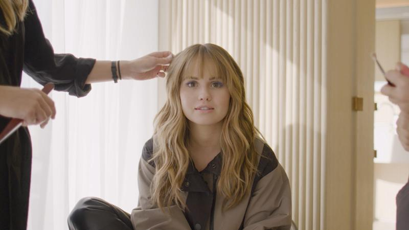 24 Hours With Debby Ryan, From Throwing Pots to Throwing Punches