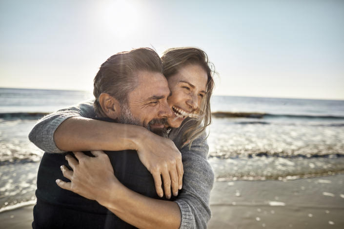 These questions are meant to determine whether your relationship is solid. [Photo: Getty]