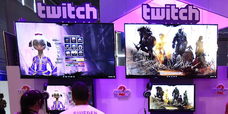 Tencent's Twitch Streaming Rival Is Hiding in Plain Sight