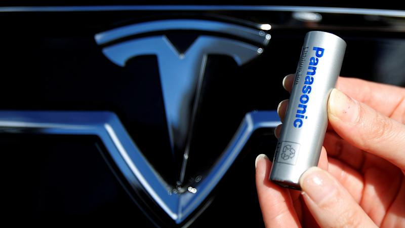 Toyota starts using Panasonic's battery that was designed first for Tesla's cars