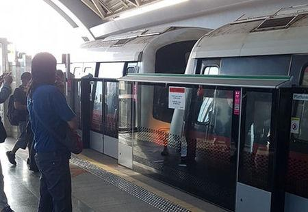 Malaysians injured in Singapore MRT train crash