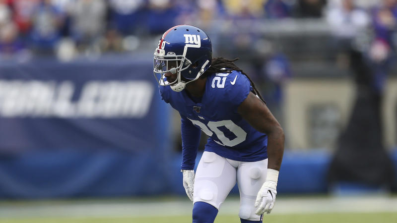 Giants Cornerback Under Fire For Controversial Tweet At Fan