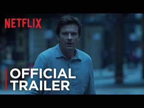 """<p><strong>Who's in it:</strong> Laura Linney, Jason Bateman, Julia Garner.</p><p>In this brilliantly cast series, Marty (Bateman) and Wendy Byrde (Linney) are forced to move their family to the Ozarks and work for a Mexican cartel following a money laundering scheme gone (very) wrong, which they now have to make right. Cue a series of eyebrow-raising money laundering schemes. </p><p><a href=""""https://www.youtube.com/watch?v=5hAXVqrljbs"""" rel=""""nofollow noopener"""" target=""""_blank"""" data-ylk=""""slk:See the original post on Youtube"""" class=""""link rapid-noclick-resp"""">See the original post on Youtube</a></p>"""