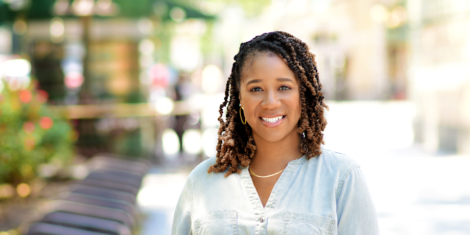 Kristin Parris, senior manager, talent development, Essence. Photo: Essence