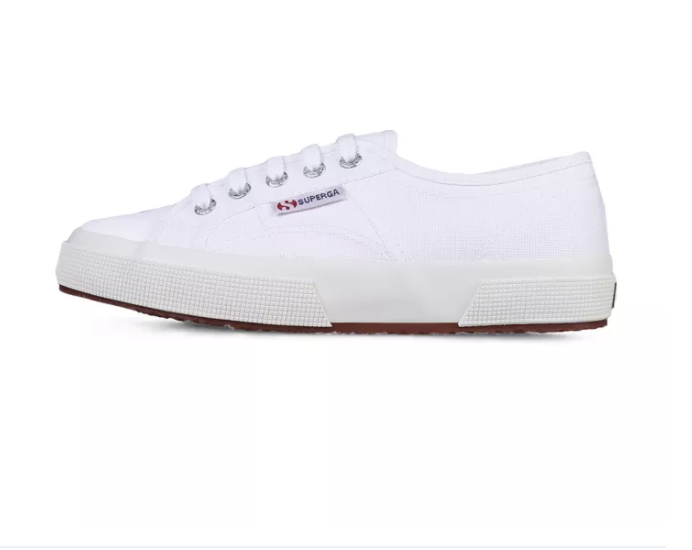 Superga 2750 in total white. (PHOTO: Lazada Singapore)