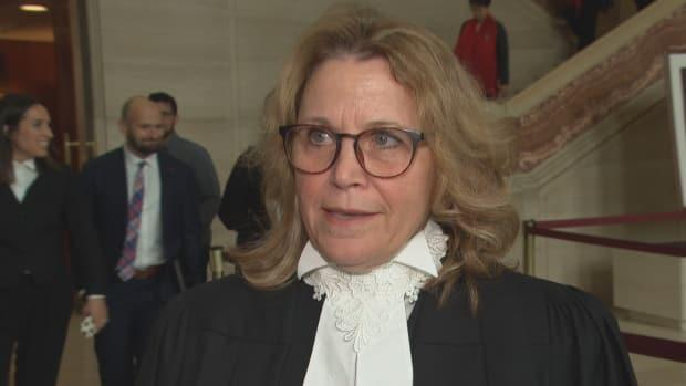 Lawyer Jean Teillet is an author of a book on Métis history and is the great-grand niece of Métis leader Louis Riel.