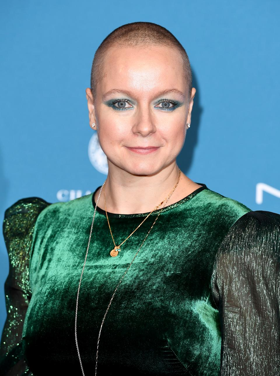 LONDON, ENGLAND - DECEMBER 02:  Samantha Morton attends the 21st British Independent Film Awards at Old Billingsgate on December 02, 2018 in London, England. (Photo by Jeff Spicer/Getty Images)