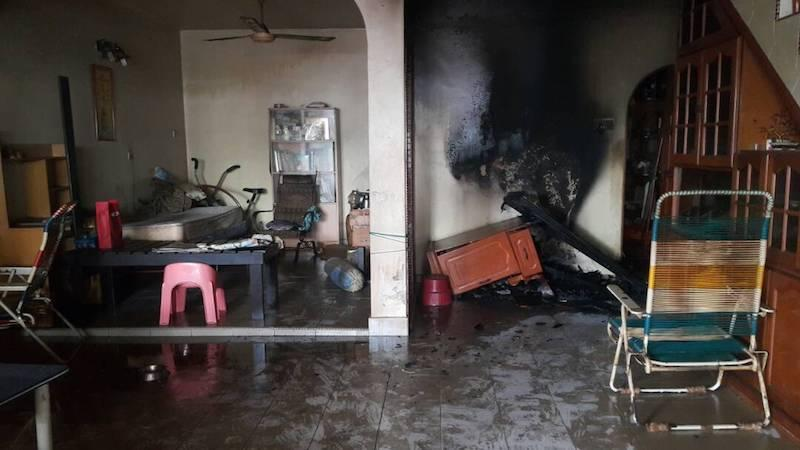 Man dies after Buddhist shrine fire in Klang