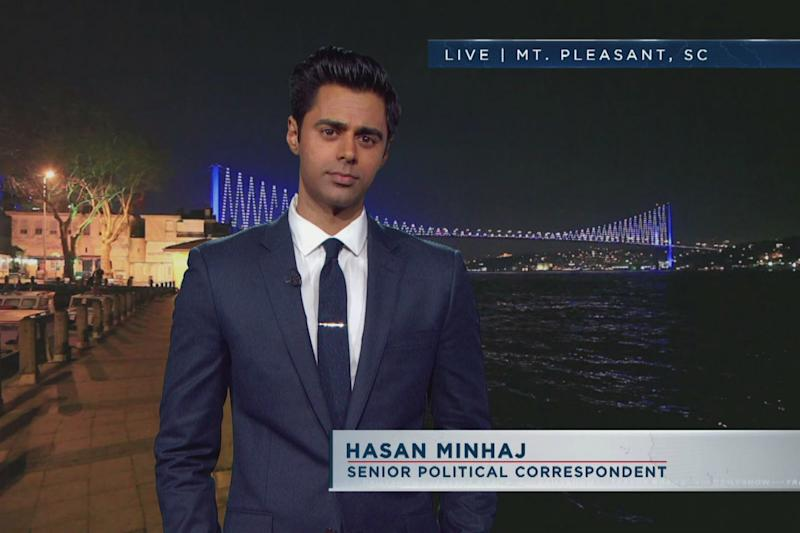 Why Hasan Minhaj Is the Perfect Host for the White House Correspondents' Dinner