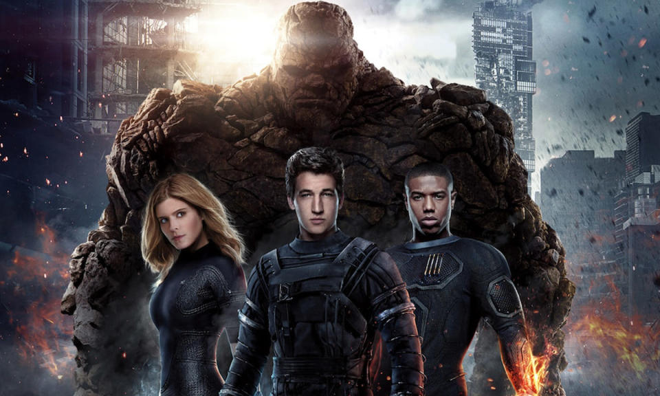 Fantastic Four could have been in Deadpool 2