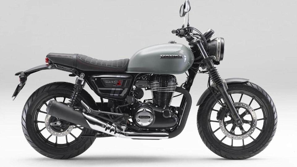 Honda launches CB350RS bike in Japan as the GB350 S