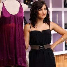 Brooke at her store in One Tree Hill
