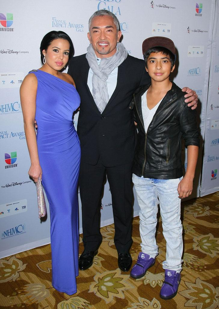 Why did cesar millan wife want a divorce