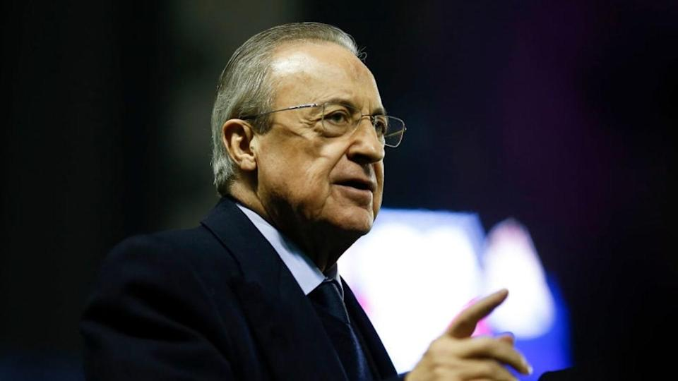 Florentino Perez | Eric Alonso/Getty Images