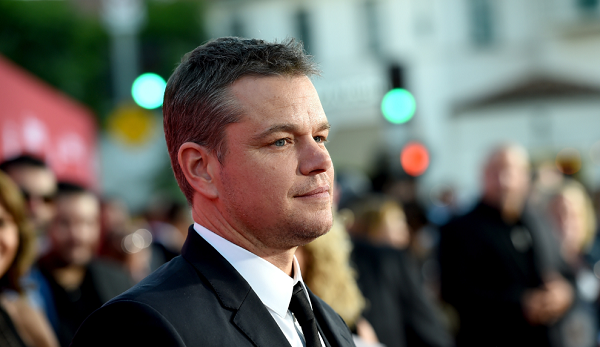 Matt Damon's Controversial Sexual Harassment Comments Get Him Canceled on Twitter