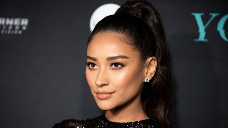 PLL 's Shay Mitchell Swears by This Lip Balm