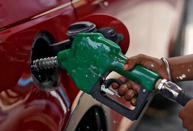 As per the Indian Oil Corporation data, petrol remained unchanged at Rs  71.17 per litre in Delhi, while diesel stood at Rs 66.20 per litre on  Wednesday.