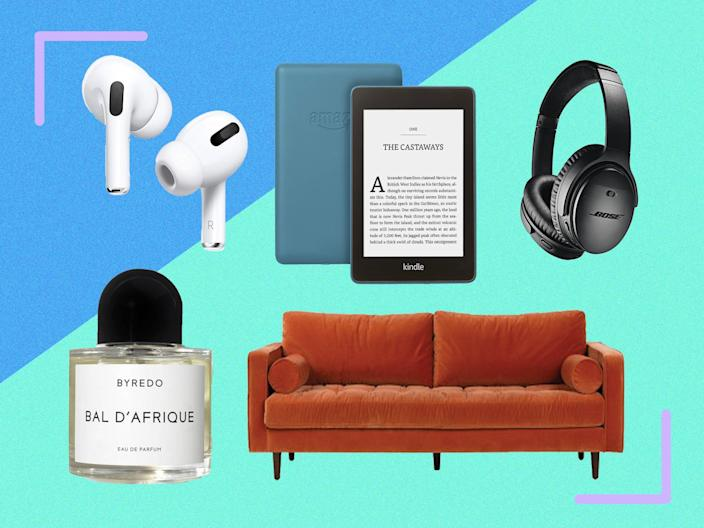 With slashed prices across tech, beauty, home appliances and furniture, we'll be sourcing the best deals across the event (The Independent)