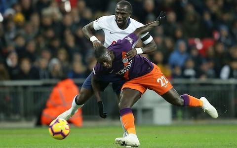 Moussa Sissoko -Tottenham vs Manchester City, player ratings: Who looked like champions and who played like also-rans? - Credit: AP