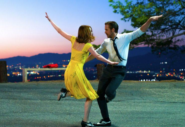 La La Land... has swept the board at the BAFTA nominations for 2017 - Credit: Summit