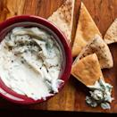 <p>Serve this creamy yogurt dip with baby carrots, sliced radishes or whole-wheat pita triangles.</p>