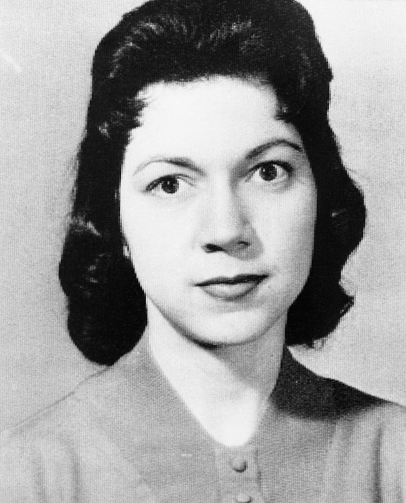 Irene Garza's body was found floating in an irrigation canal on April 21, 1960. (Bettmann via Getty Images)