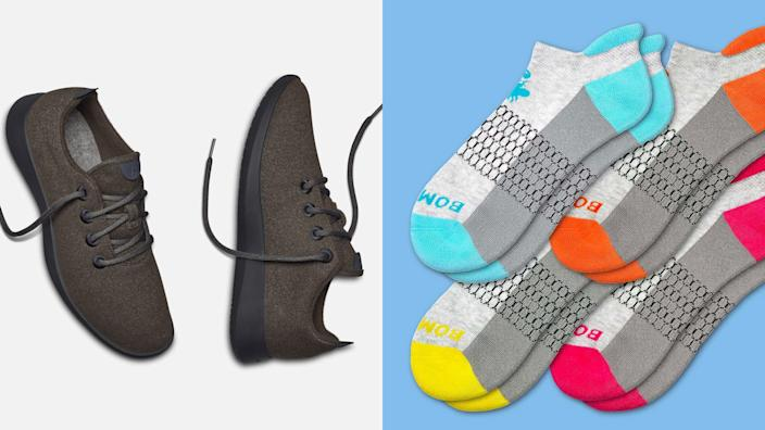 Best gifts for teen boys 2019: Allbirds and Bombas