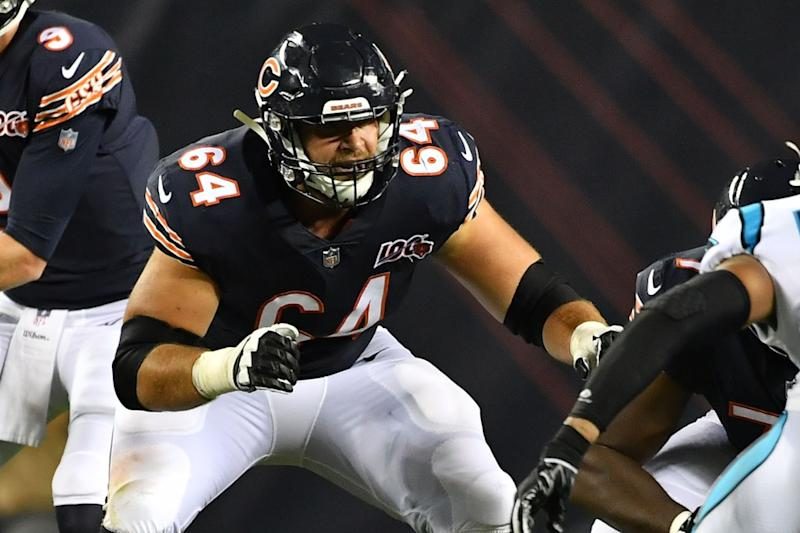 Could Alex Bars solve the Bears' growing tackle problem?