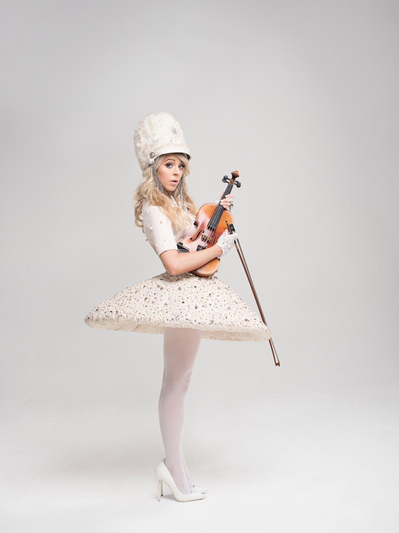 Lindsey Stirling explains the magic behind her \'whimsical, different ...