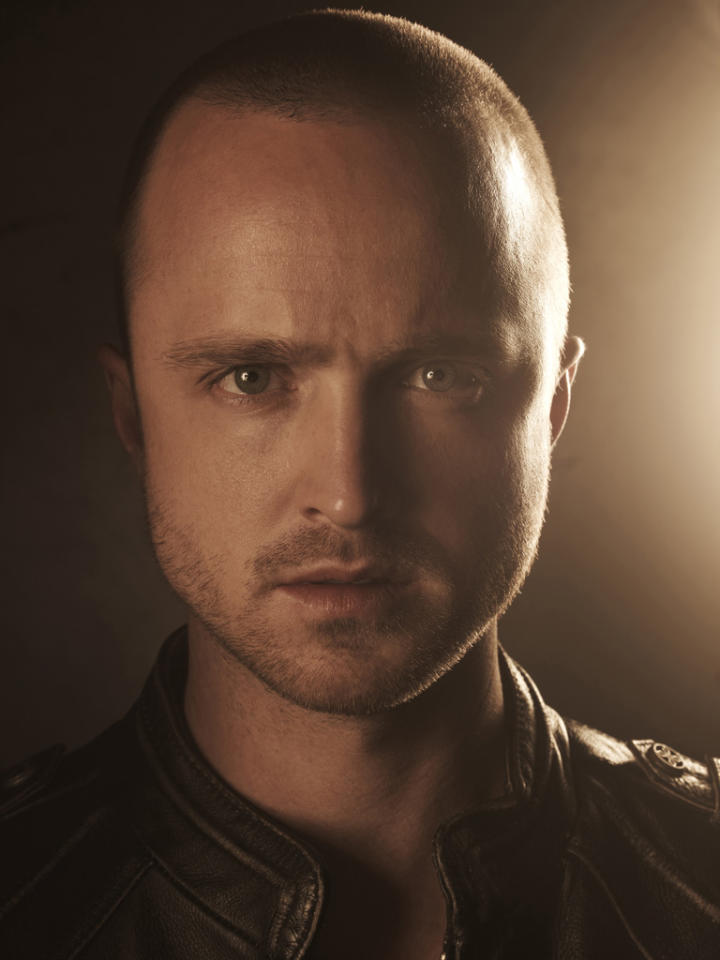 "Aaron Paul stars as Jesse Pinkman in ""Breaking Bad."""