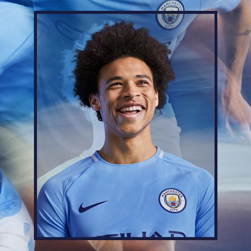 19ed580056a Man City kit: The home, away and third jerseys for the 2017-18 season