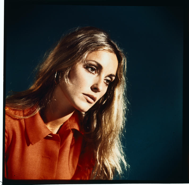Actress Sharon Tate. (Getty Editorial Images)