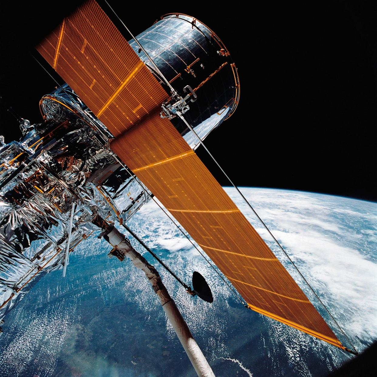 Trouble for Hubble: the space telescope has been working since 1990 - NASA