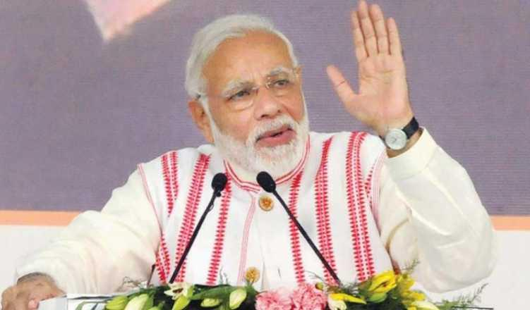 Reservations won't be scrapped till I am here: Narendra Modi