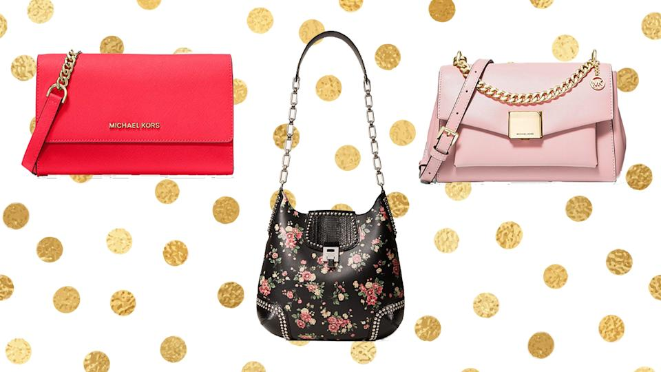 Get a Michael Kors purse for a huge discount during the brand's Summer Lovin' sale.
