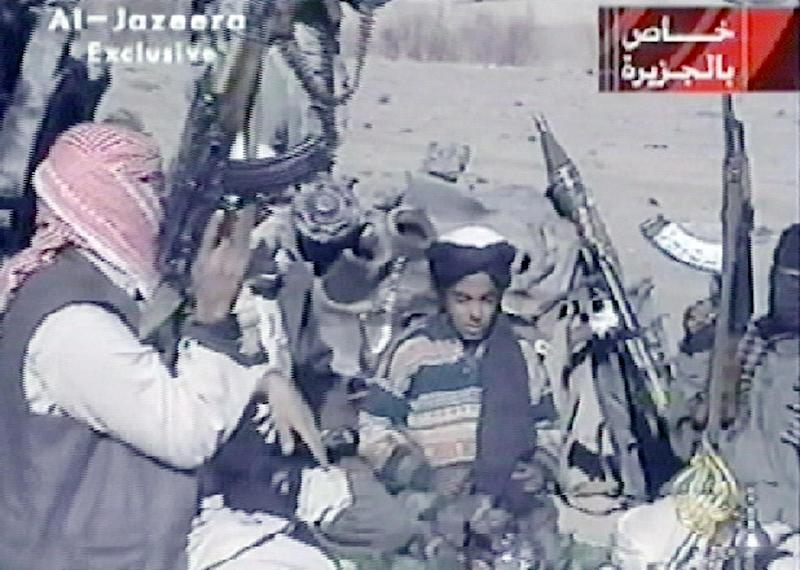 Hamza, the 15th of Osama bin Laden's 20 children has been groomed to follow in his father's footsteps since childhood