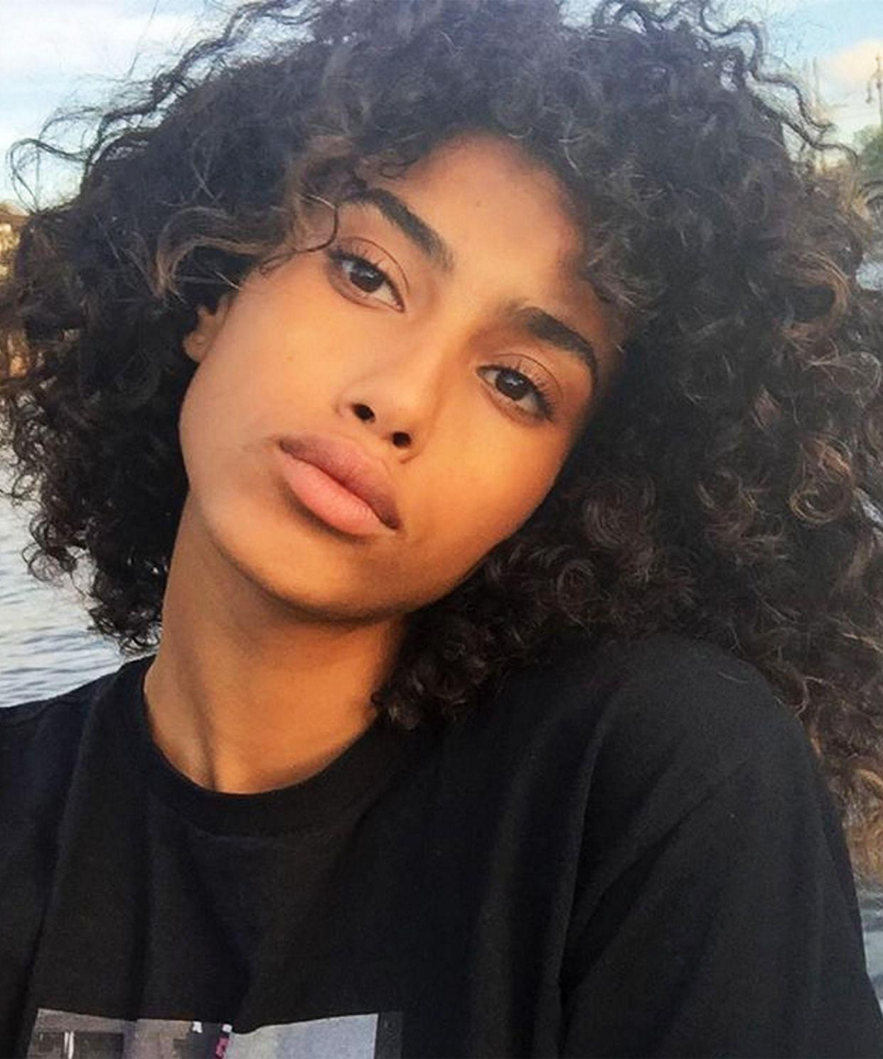 """<p><strong>The Dream Curls</strong></p> <p>Moroccan/Egyptian model, <a href=""""https://www.instagram.com/imaanhammam/"""" rel=""""nofollow noopener"""" target=""""_blank"""" data-ylk=""""slk:Imaan Hammam"""" class=""""link rapid-noclick-resp"""">Imaan Hammam</a>, is killing it on the catwalk right now and for the most part doing so with her natural hair rather than the overly straightened, lacklustre look we're used to. About time fashion brands and magazines celebrated that bounce...</p> <span class=""""copyright"""">Photo: via @imaanhammam.</span>"""