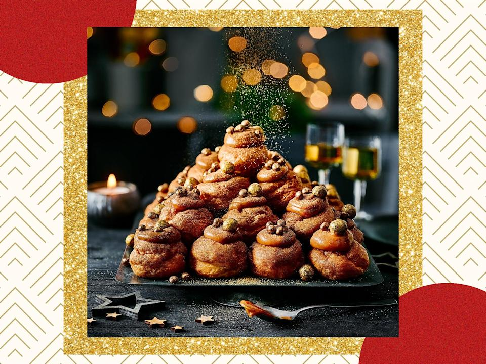 <p>There's always room for a much-loved profiterole</p> (The Independent/iStock)