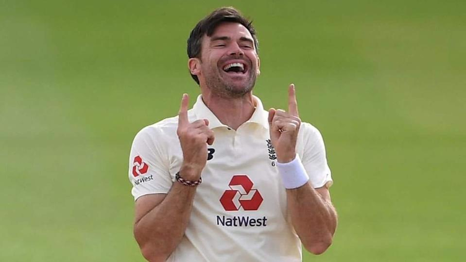 England vs New Zealand, Tests: Records James Anderson can script