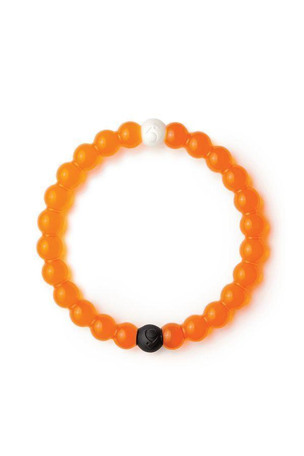 """<p><strong>Lokai</strong></p><p>lokai.com</p><p><strong>$18.00</strong></p><p><a href=""""https://lokai.com/collections/cause-bracelets/products/mental-health-bracelet"""" rel=""""nofollow noopener"""" target=""""_blank"""" data-ylk=""""slk:SHOP NOW"""" class=""""link rapid-noclick-resp"""">SHOP NOW</a></p><p>For a wholly unique take on beaded bracelets, this silicone design holds water from Mt. Everest and mud from the Dead Sea—the highest and lowest points on Earth—as a sign to stay grounded during life's ups and downs. Ten percent of net proceeds from all sales goes to a range of charities such as the <a href=""""https://www.nami.org/home"""" rel=""""nofollow noopener"""" target=""""_blank"""" data-ylk=""""slk:National Alliance on Mental Illness"""" class=""""link rapid-noclick-resp"""">National Alliance on Mental Illness</a>. </p>"""
